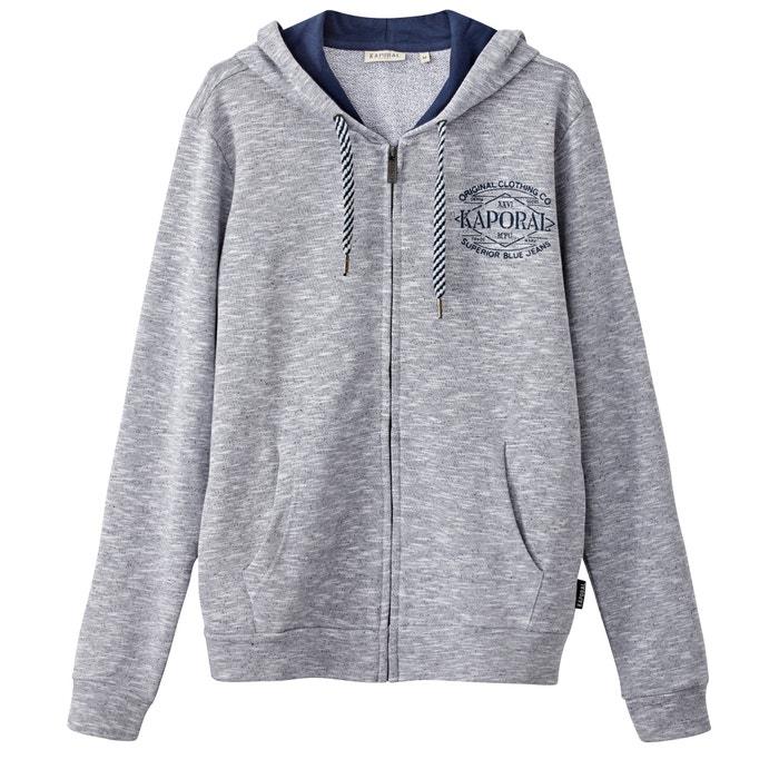 Image Sweater Tangy met rits en kap KAPORAL 5