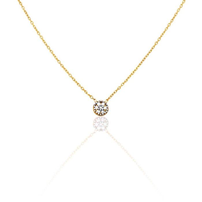 collier diamant cleor