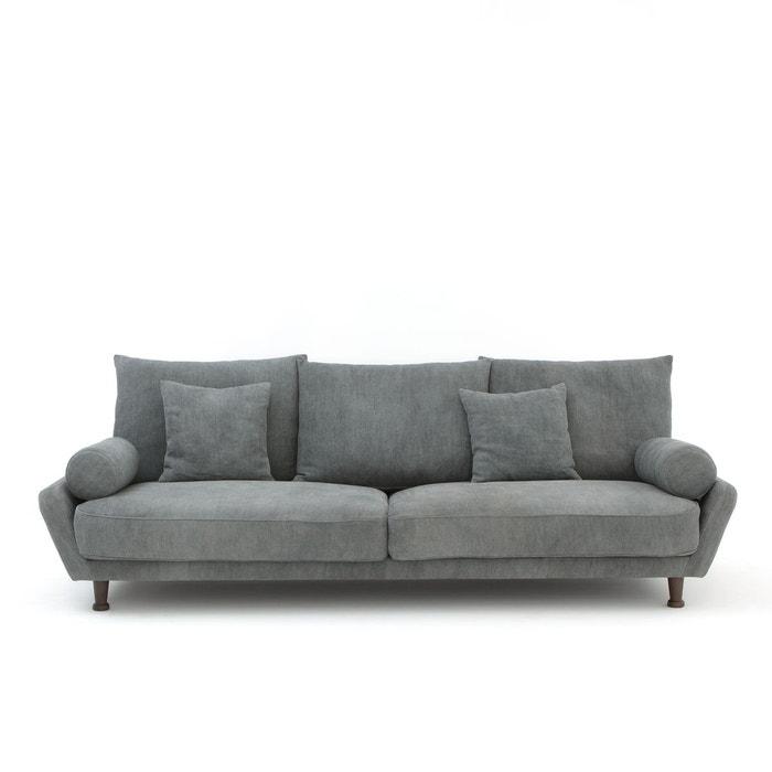 Canapé Lenakine lin épais design E. Gallina