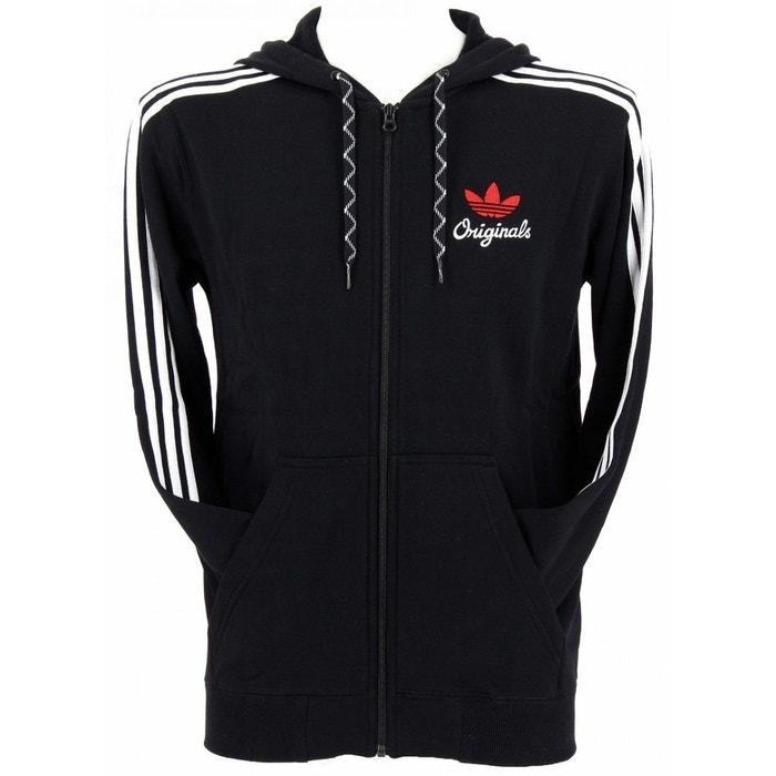 Sweat spo hooded noir Adidas Originals  83c1b6f38