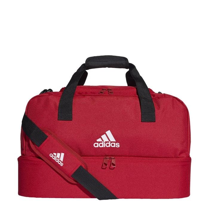 df1c062c58 Sac en toile tiro petit format rouge Adidas Performance   La Redoute