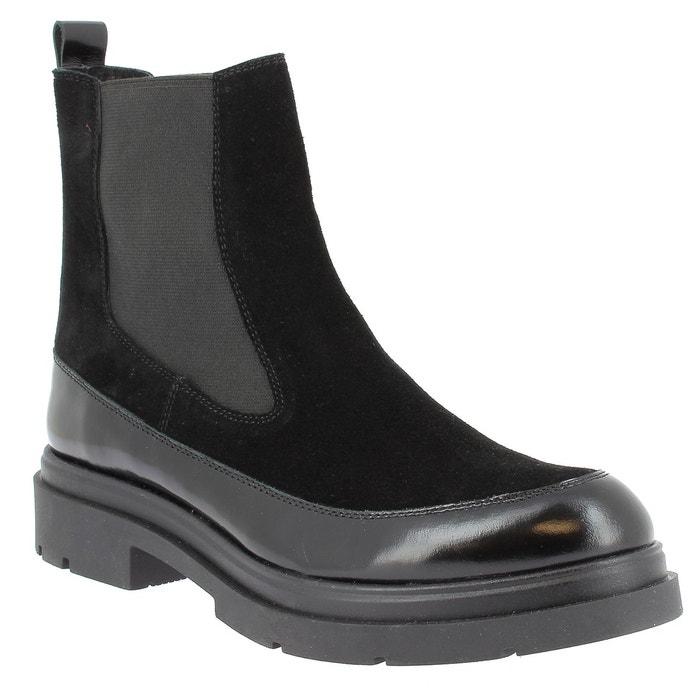 Elizabeth Stuart PESLEY 335 NOIR - Chaussures Bottine Femme