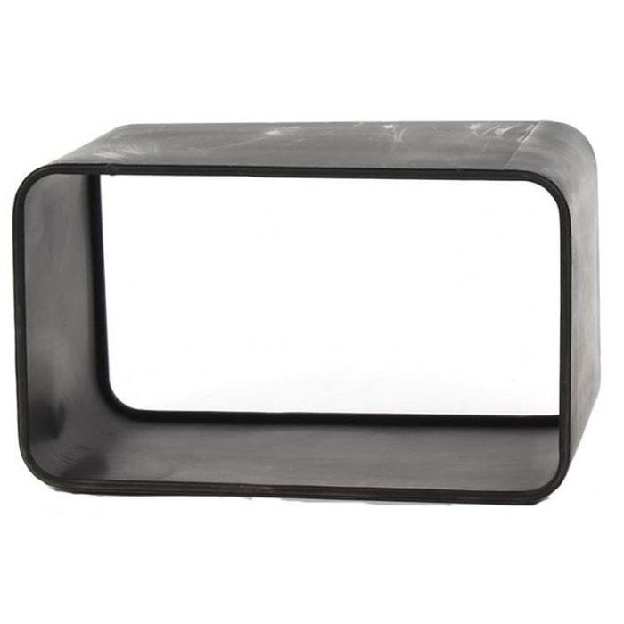 etag re pomax loft en m tal petra gris pomax la redoute. Black Bedroom Furniture Sets. Home Design Ideas