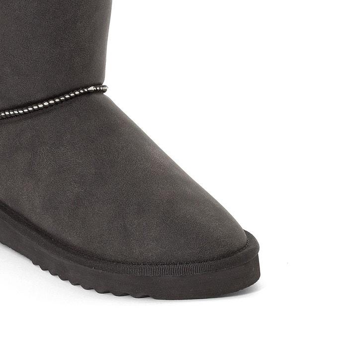 Boots fourrées uma vintage Esprit