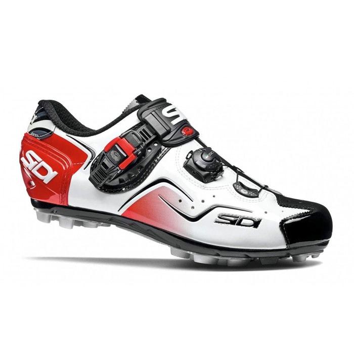 Chaussures vtt cape running trail sidi blanc/noir Sidi