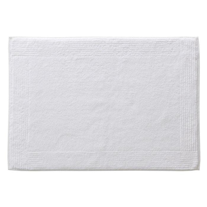 tapis de bain aliz e blanc blanc olivier desforges la redoute. Black Bedroom Furniture Sets. Home Design Ideas