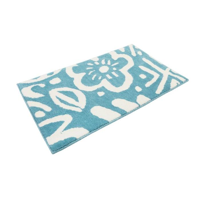 tapis de bain cool flower