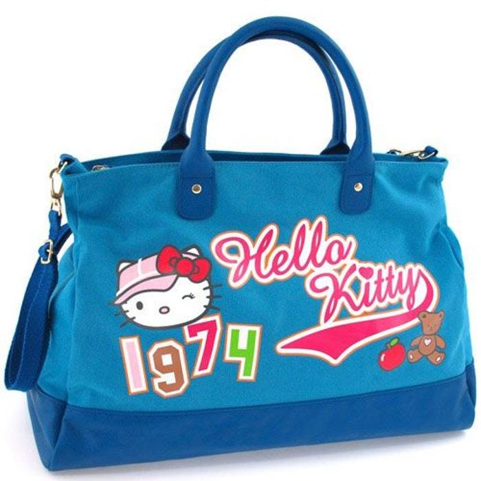 Grand sac à main hello kitty high street bleu by camomilla couleur unique Camomilla   La Redoute Prix pas Cher Incroyable Footlocker Rabais 2018 Vente En Ligne Unisexe 3tpYm