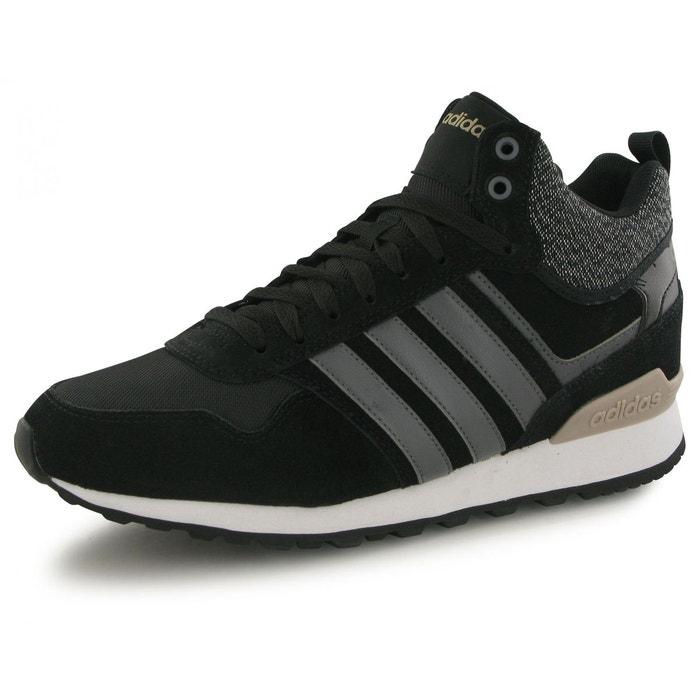 Baskets adidas 10xt wtr mid noir homme  noir Adidas  La Redoute