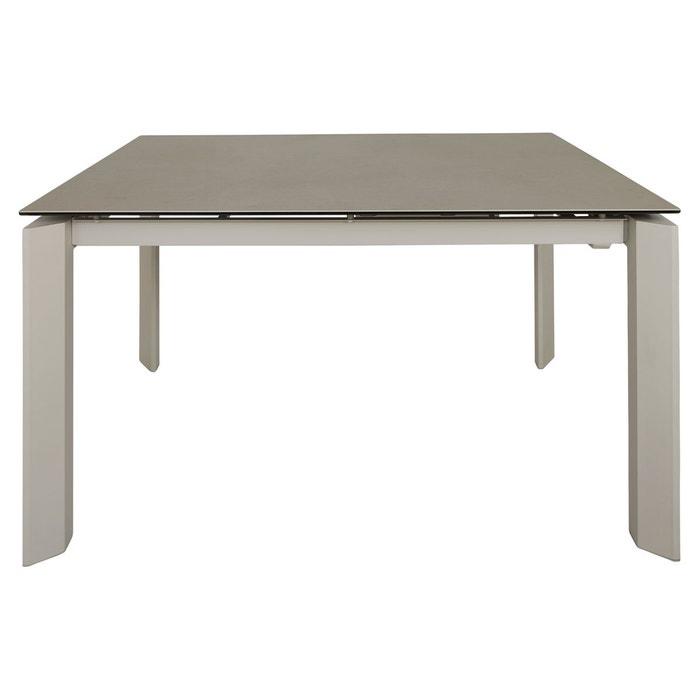 Allonge 70 Table 160 Céramique 90 Concrete X Yf67gvby
