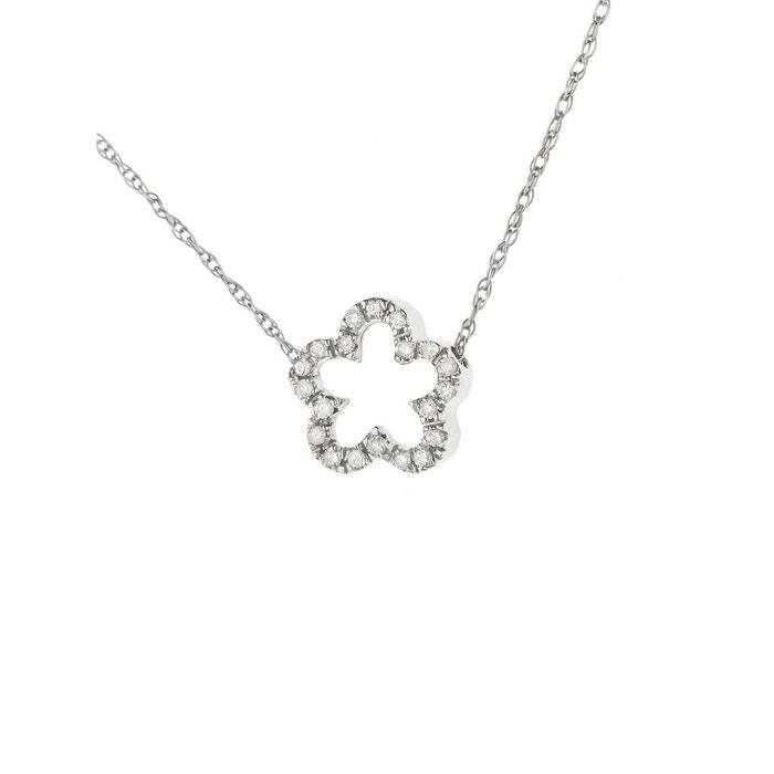 Collier diamants Geniue Stockiste i3EE7q