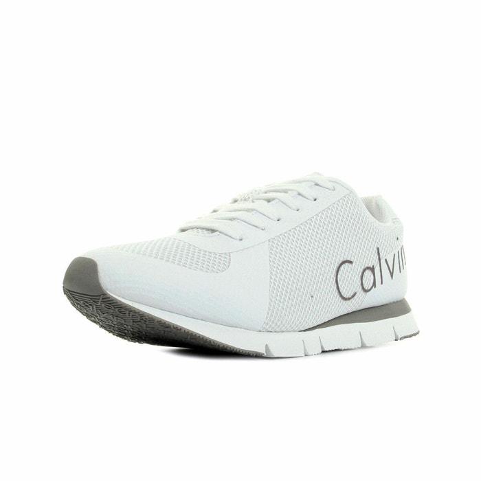 Rubber Spread White KLEIN Mesh CALVIN Jack wq8axnO