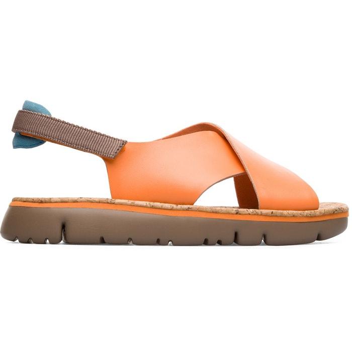 Oruga k200157-010 chaussures plates femme  orange Camper  La Redoute