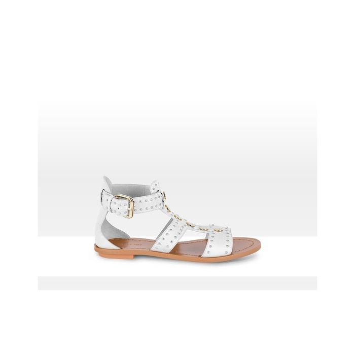Sandales-az blanc What For