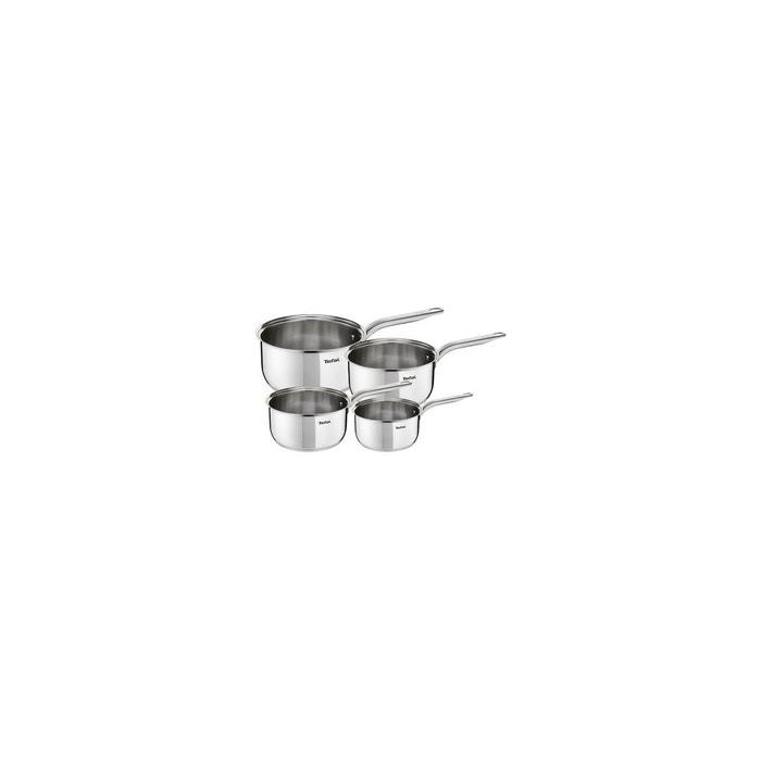 Batterie de cuisine intuition inox induction 4 pcs - Batterie de cuisine induction inox ...