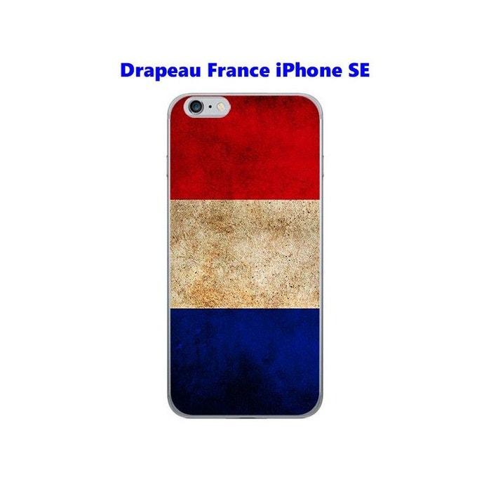 Coque pour iphone se drapeau france vintage drapeau france amahousse la red - La redoute france magasin ...