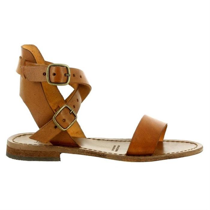 cuir sandales pieds cuir nu pieds IOTA nu cuir sandales IOTA pieds sandales IOTA IOTA nu qfAwqP6