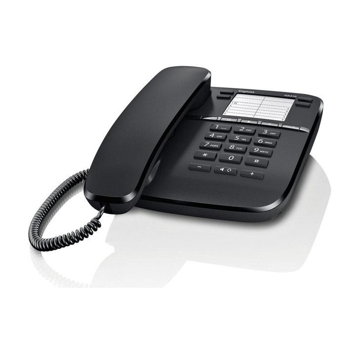 t l phone filaire da410 gigaset la redoute