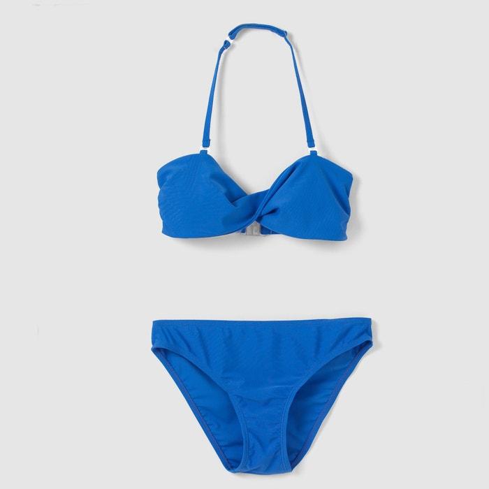 afbeelding Bikini 10-16 jr La Redoute Collections