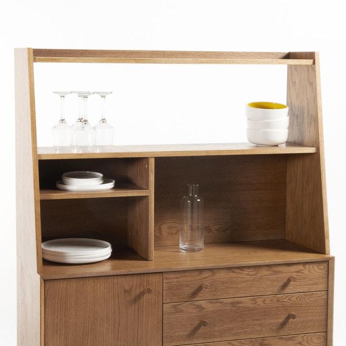 rehausse vaisselier pour buffet vintage quilda ch ne la redoute interieurs la redoute. Black Bedroom Furniture Sets. Home Design Ideas