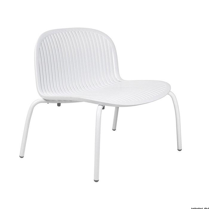 Chaise de jardin & terrasse design Relax Ninfea