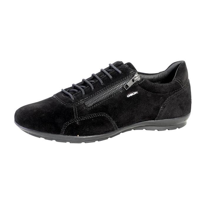 Chaussure u symbol a black noir Geox
