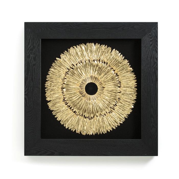 Cuadro decorativo con plumas Artema  AM.PM. image 0