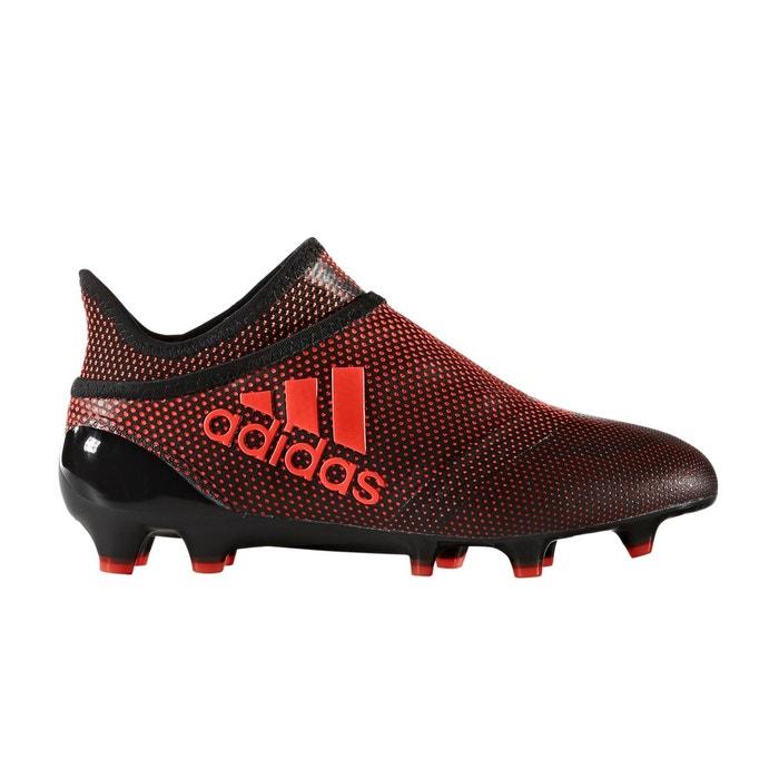 Chaussures football adidas X 17 Purespeed FG Noir/Orange Junior adidas Performance image 0
