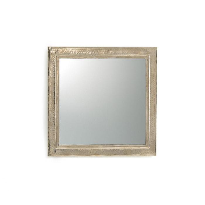 miroir marocain en m tal martel afira chrome la redoute interieurs la redoute. Black Bedroom Furniture Sets. Home Design Ideas