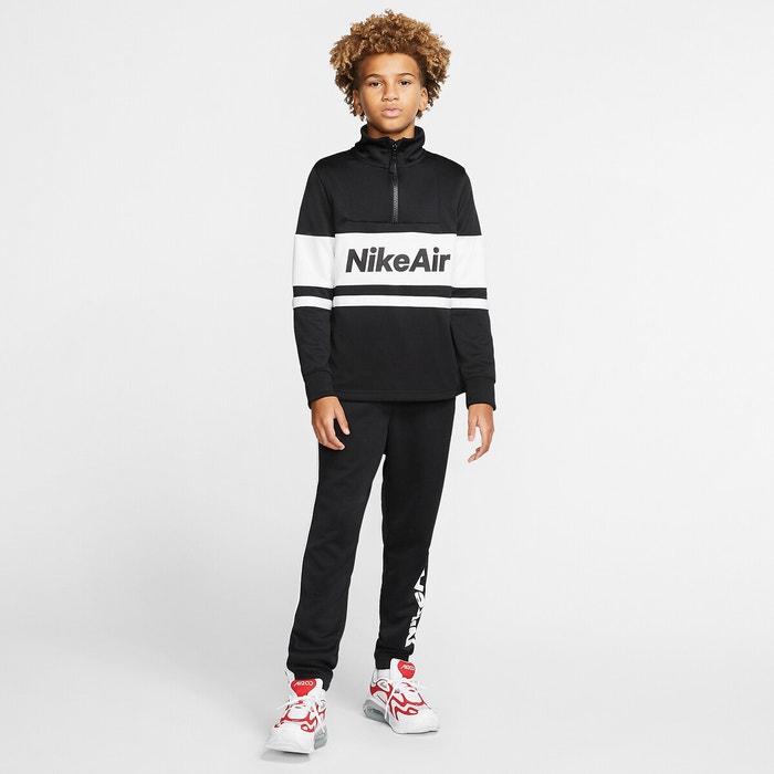 Sweat nike air 6 16 ans noir rouge blanc Nike | La Redoute