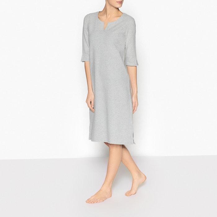 Camicia da notte morbida e calda  La Redoute Collections image 0