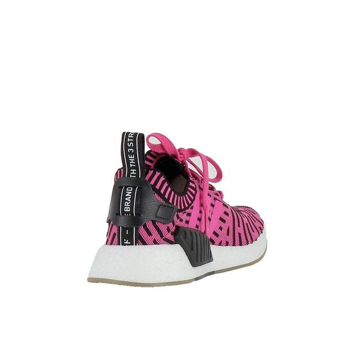 Basket adidas originals nmd r2 primeknit - by9697 rose Adidas Originals