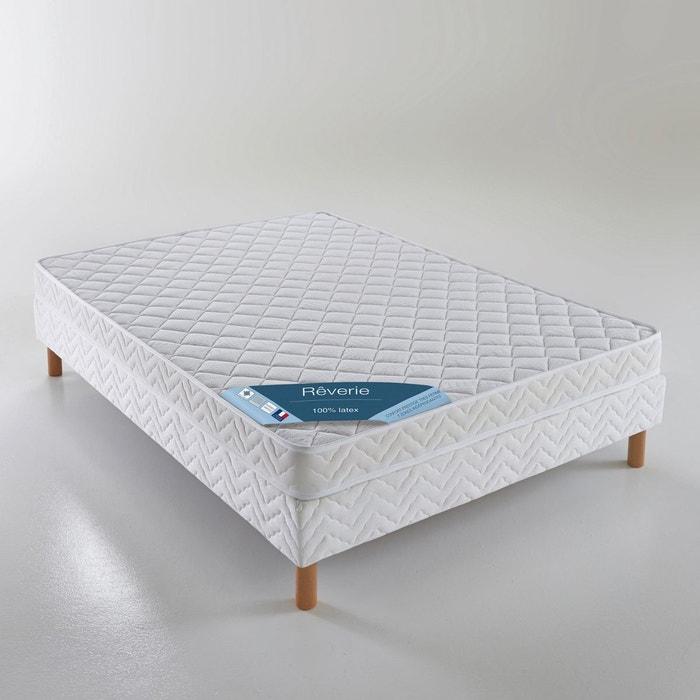 matelas mousse hr accueil latex confort ferme blanc. Black Bedroom Furniture Sets. Home Design Ideas