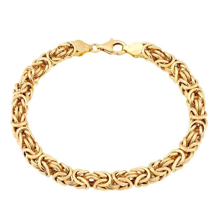 Recommande Pas Cher Bracelet or 750/1000 dore Cleor | La Redoute Sites Internet snwxl0nv3