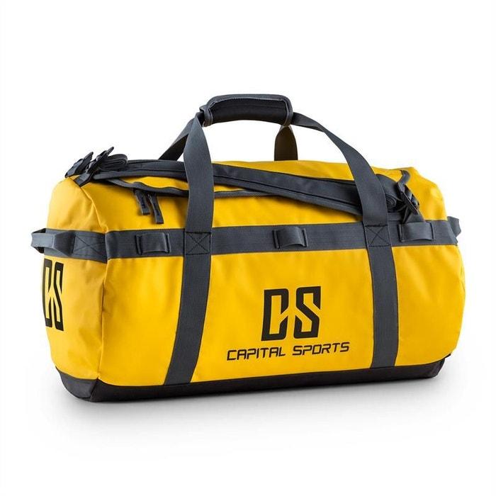 146f792fa4 Journ sac de sport 45l sac à dos marin imperméable -jaune autre Capital  Sports | La Redoute