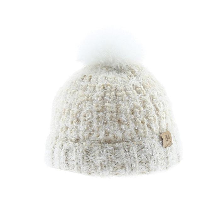 7cec3c9dbe1 Bonnet laine tricot pompon fourrure bedford road Baby Partners