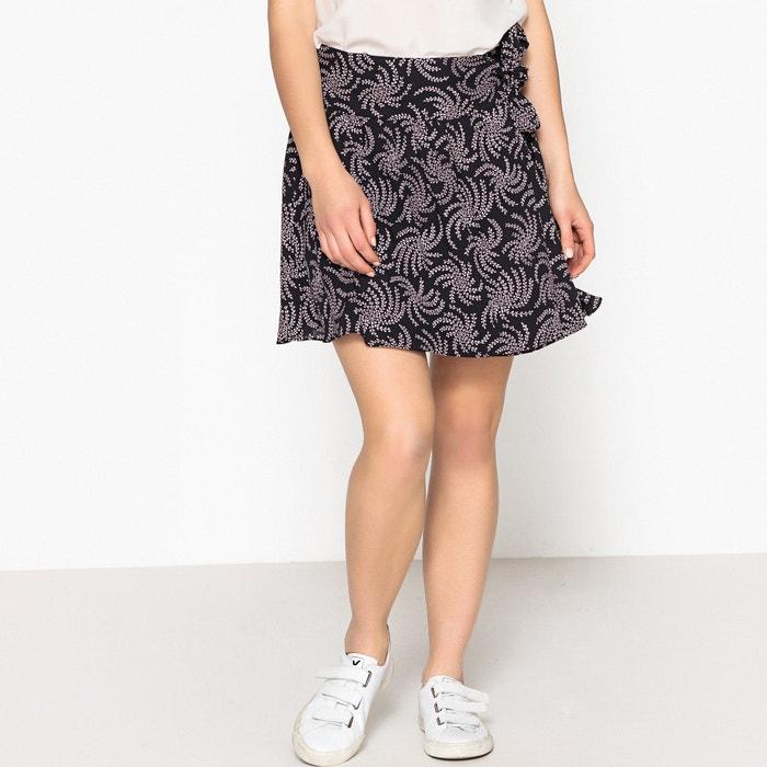 Cortese Wrapover Pencil Skirt  BA&SH image 0