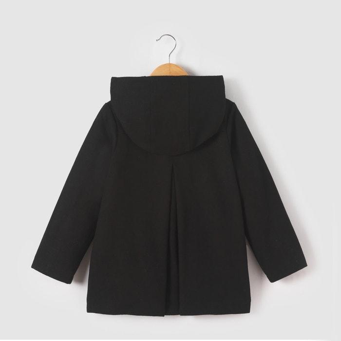 Image Duffle coat à capuche 3-12 ans R essentiel