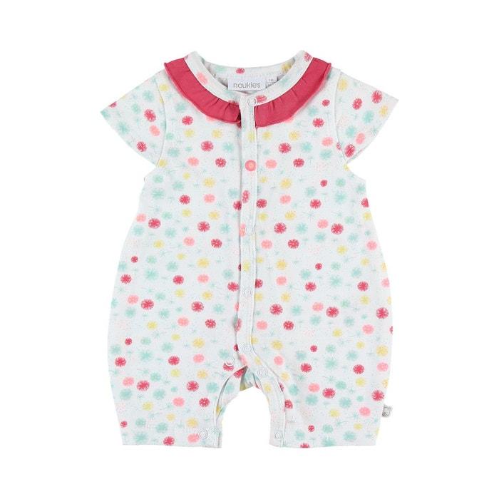 b56392dfa8f02 Pyjama combinaison short imprimé en jersey NOUKIE S image 0