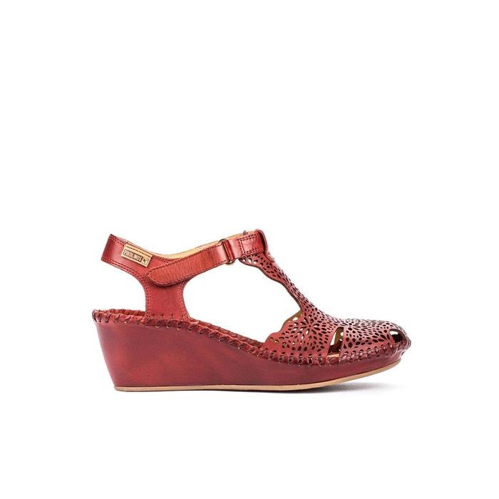 Sandales Compensées 943 En Cuir Margarita 6ygYbIf7v