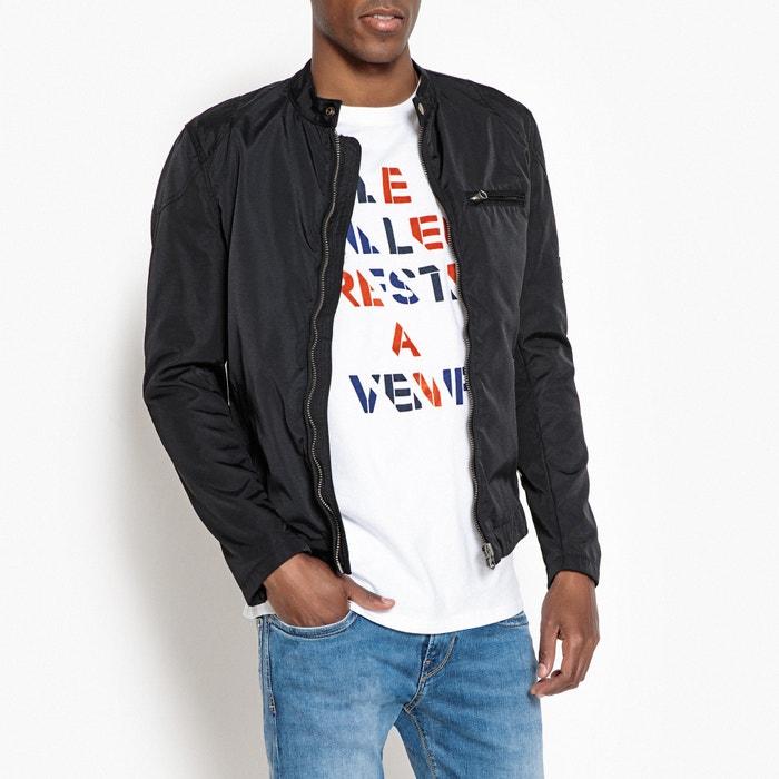 Pepe Jacket Black Redoute Jeans La Rxq7Ua