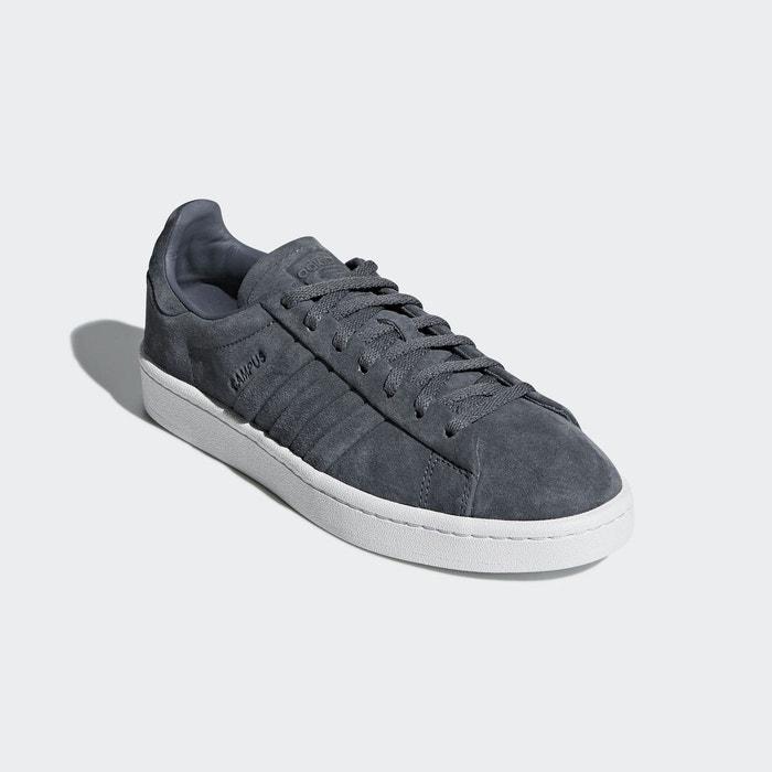 Chaussure campus stitch and turn gris Adidas Originals