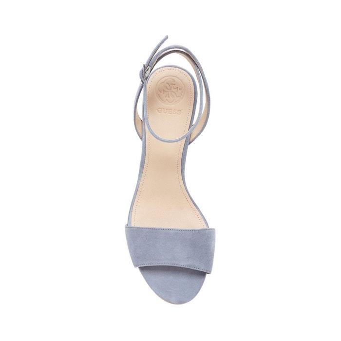 Sandale renee cuir Guess