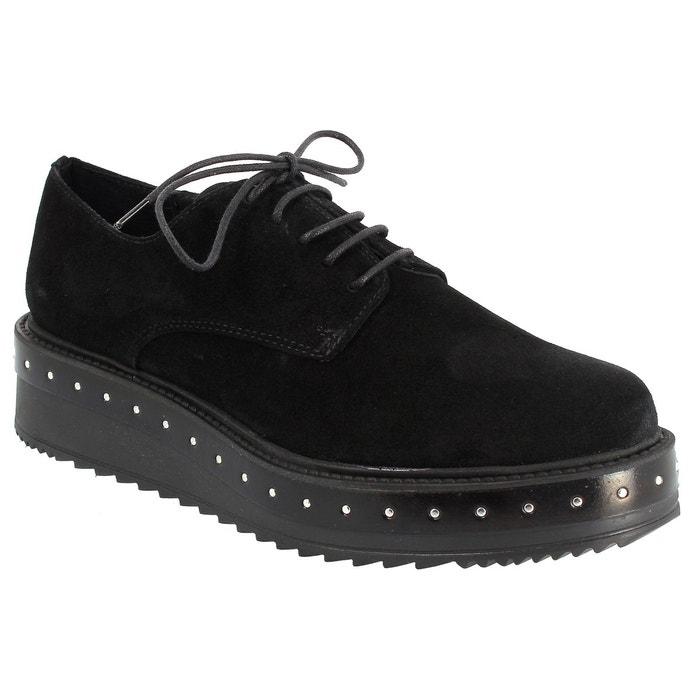 Chaussures a lacets urma 334 noir Elizabeth Stuart eastbay fyFhEw