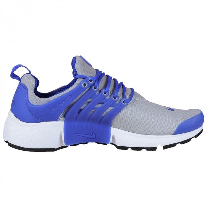 Basket nike air presto essential - 848187-010 gris Nike