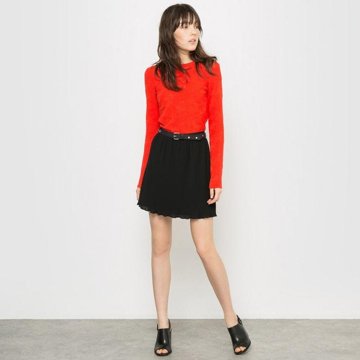 Image Pleated Skirt CARVEN POUR LA REDOUTE