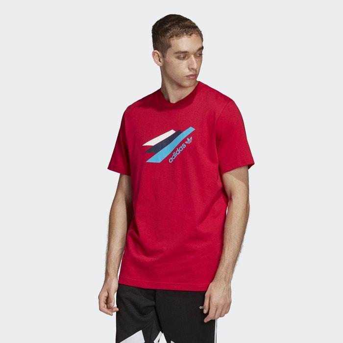 t shirt adidas original rouge