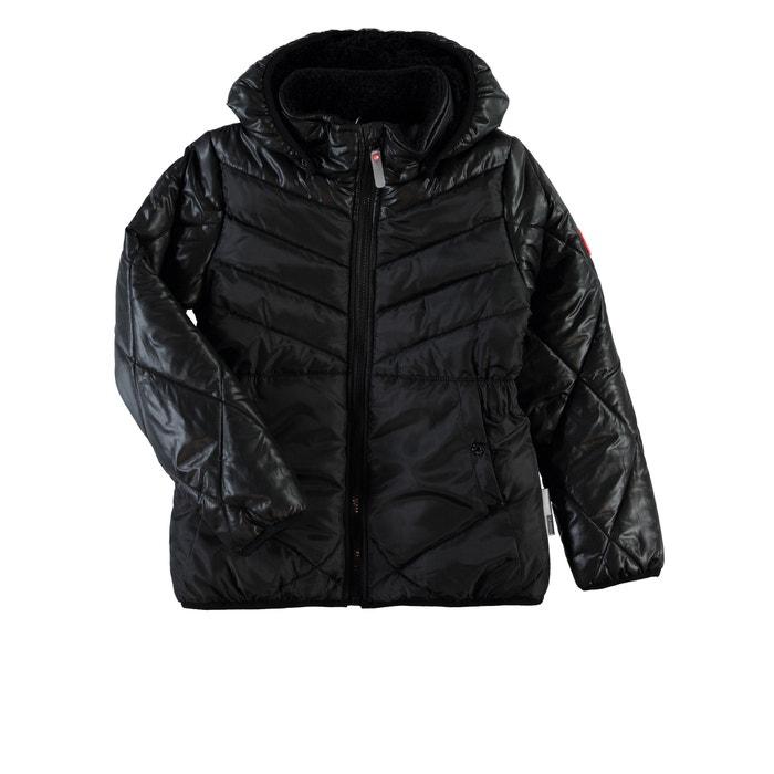Manteau mi-long à capuche 6 - 14 ans  NAME IT image 0