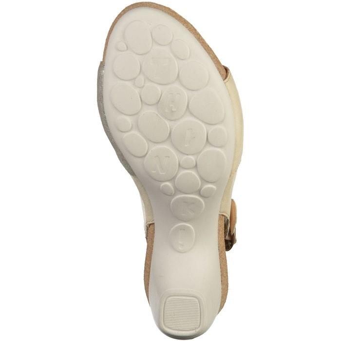 Sandales blanc Think!