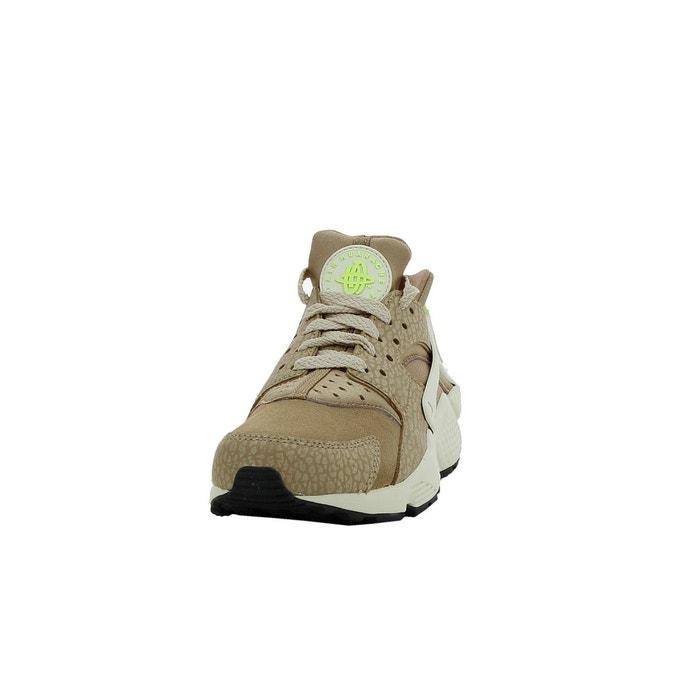 Basket nike air huarache premium - 704830-203 beige Nike
